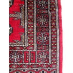 """Image of Hand-Knotted Red Runner Rug - 2'6 x 6'4"""""""