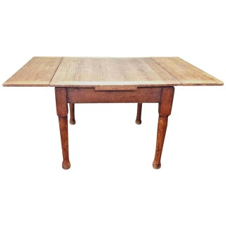 Farm House Dining Table With Leaves