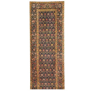 Exceptional Antique Mid-19th Century Persian Joshegan Runner