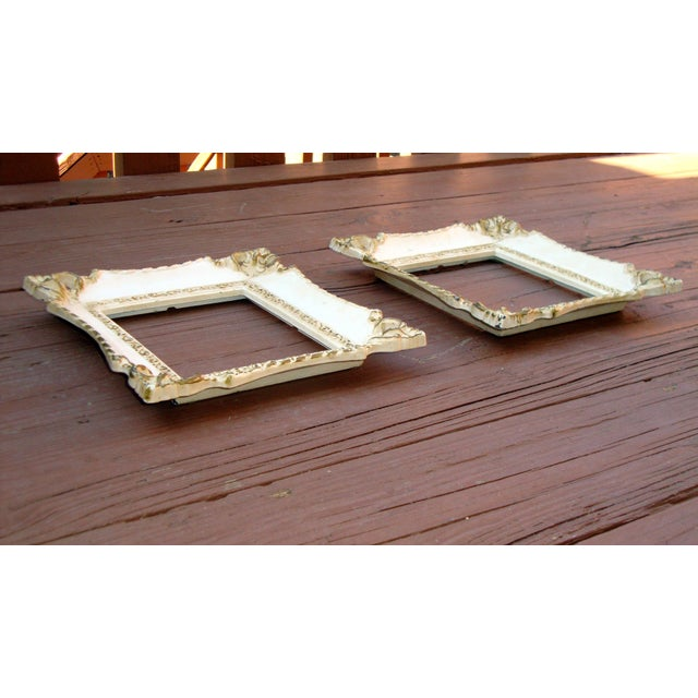 Vintage French Rococo Gilt Picture Frames - 2 - Image 7 of 7