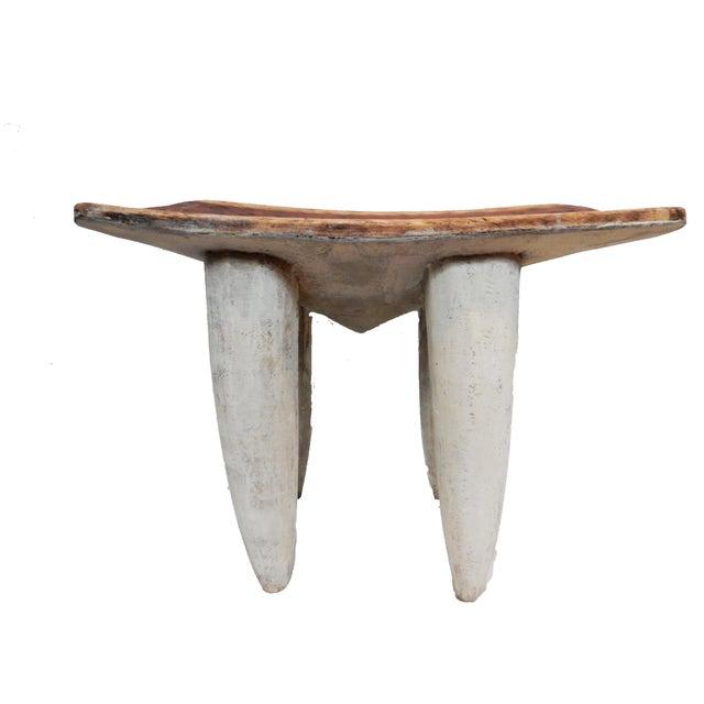 Senufo Stool or Table I coast - Image 9 of 9