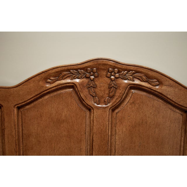 Image of Fremarc Carved French Collection King Headboard
