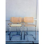 Image of Marcel Breuer-Style Bar Stools- Set of 4