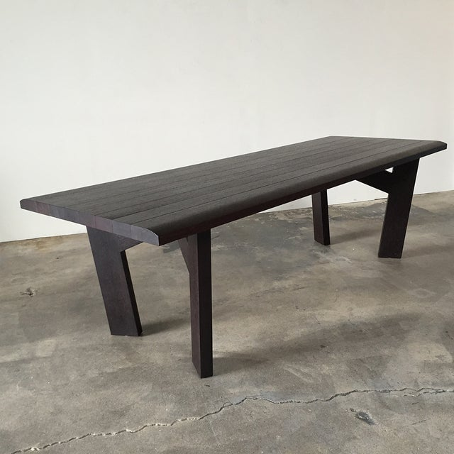 Maxalto Simplice Dining Table - Image 3 of 6