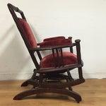 Image of George Hunzinger Rocking Chair
