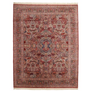 RugsinDallas Chinese Persian Design Hand Knotted Wool Rug- 10′ × 13′