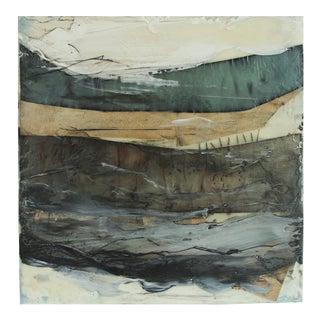 """Original Encaustic Art by Gina Cochran """"Tuesday, No. 2"""""""