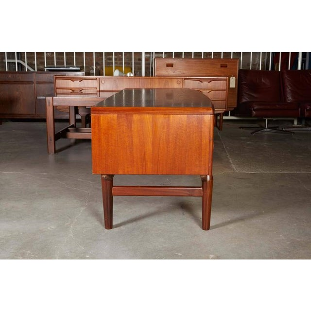 Danish Modern Teak Sideboard - Image 5 of 7