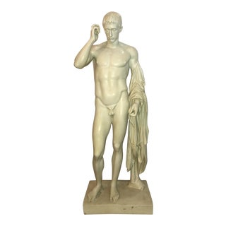 Resin Roman Statue of Marcellus