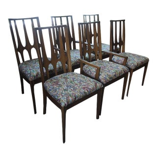 Broyhill Brasillia Dinning Chairs - Set of 6