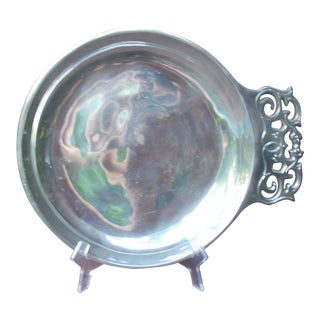 Nambe Metal Serving Dish