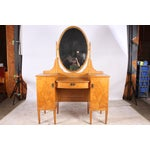 Image of Hollywood Regency-Style Dressing Table