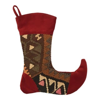 Kilim Christmas Stocking | Juniper