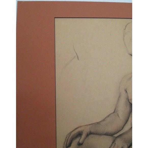 Vintage naked male-5657