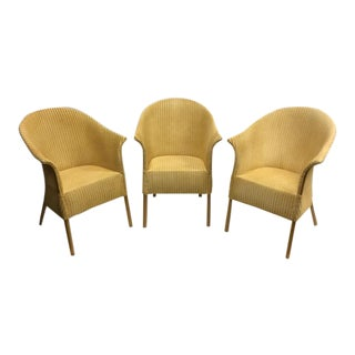 Skirted Scala Chairs - Set of 3