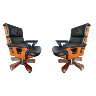 R.A.Mobili Office Chairs - A Pair