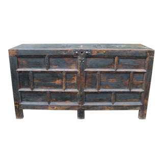 Antique Primitive Chinese Storage Chest