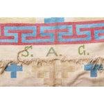 Image of Antique Cotton Dhurrie