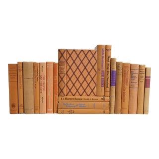 Midcentury Butterscotch Bookshelf, S/19