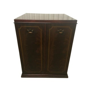 Traditional Mahogany Cabinet Dresser