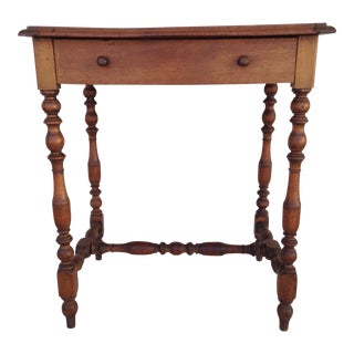 Antique Rustic French Table