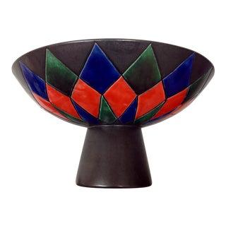 Mid Century Italian Gamboni Style Tazza