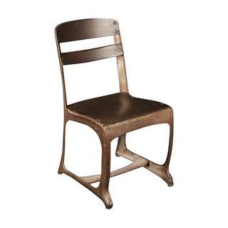 Wood & Metal Classroom Chair