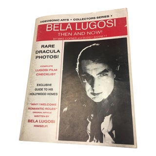 1990 Bela Lugosi Collector Series Photos