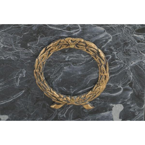 Neoclassical Faux Marble Obelisks- A Pair - Image 5 of 10