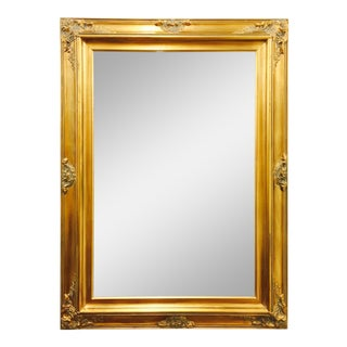 Gilded French Style Mirror