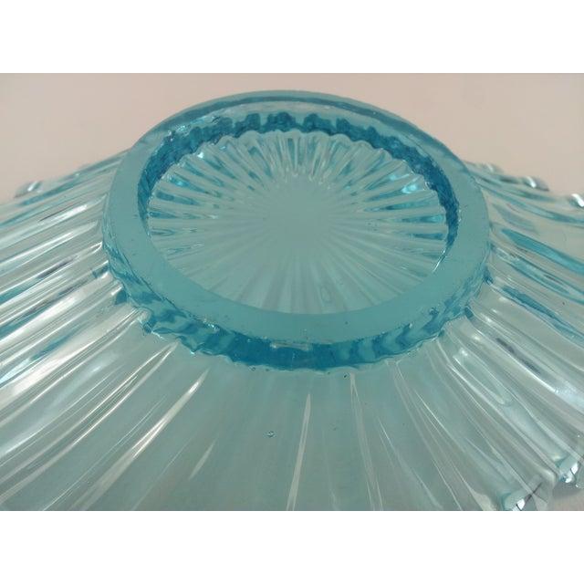 Image of Ice Blue Crystal Catchall Ashtray