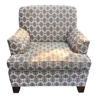 Ethan Allen Kilim Club Chair