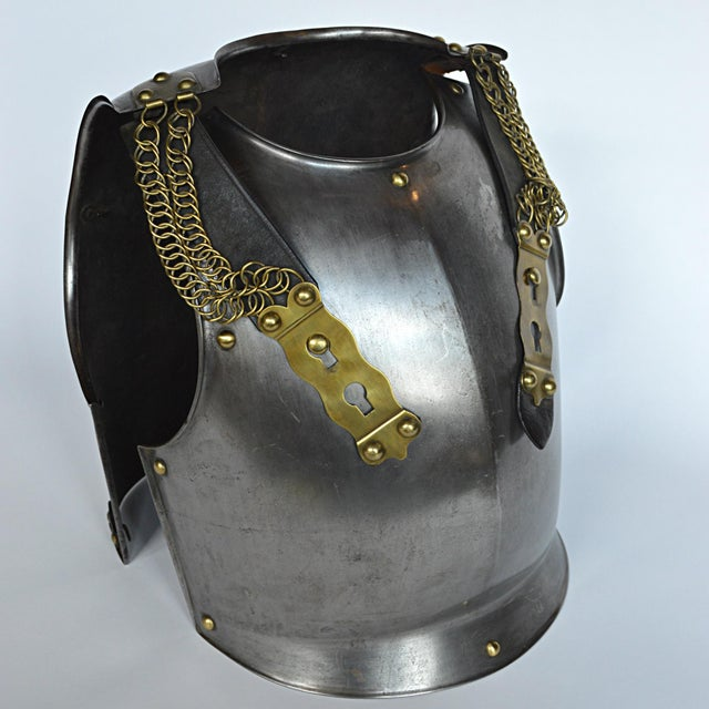 French Cuirassier's Breast and Back Plate - Image 3 of 11