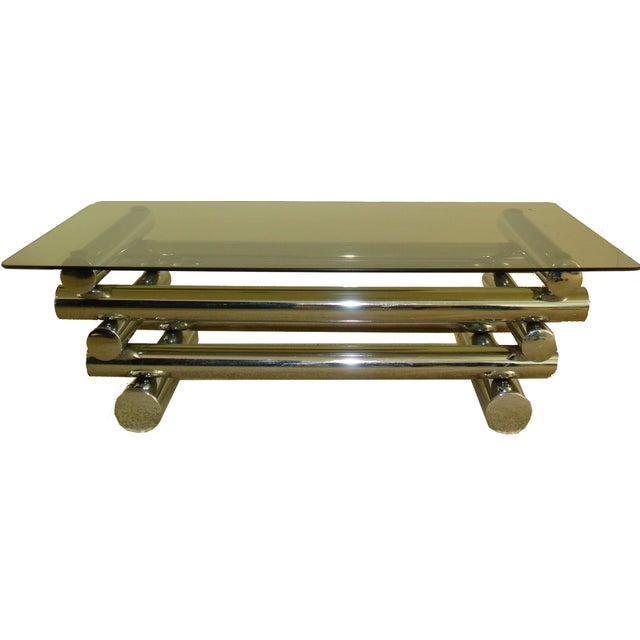 Willy Rizzo Coffee Table - Image 1 of 3