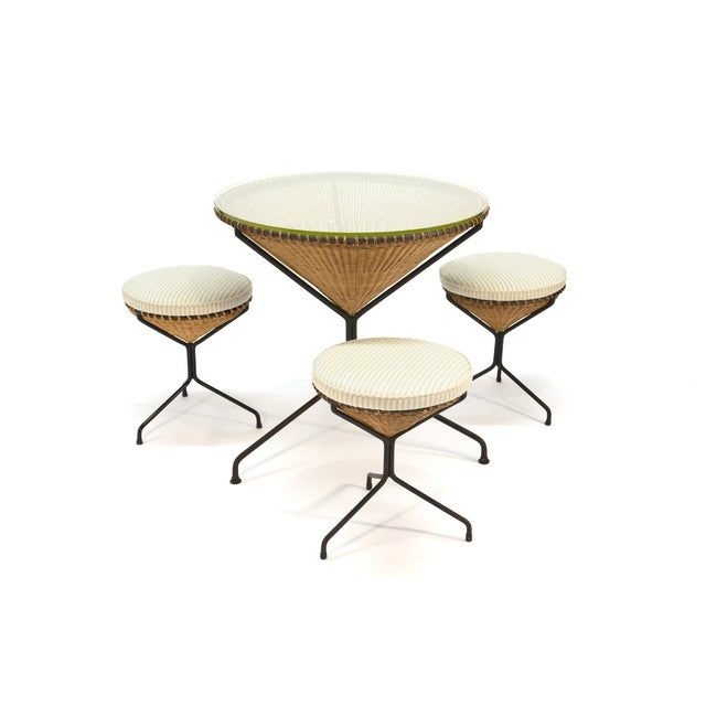 Dinette Set by Danny Ho Fong for Tropi-Cal - Image 2 of 8