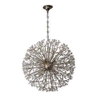 Hudson Valley Dunkirk Polished Nickel Chandelier
