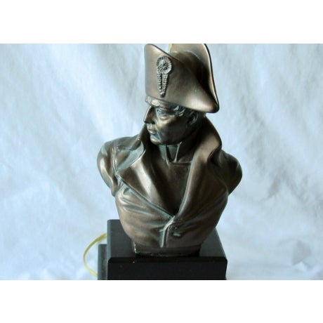 Napoleon Bonaparte Lamp by Austin - Image 4 of 8