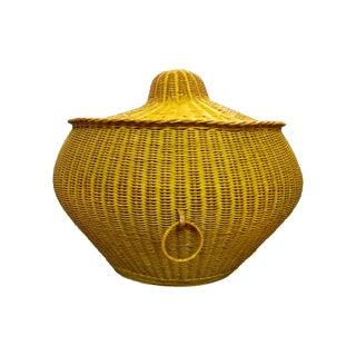 Large Snake Charmer Basket