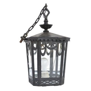 Antique French Style Lantern