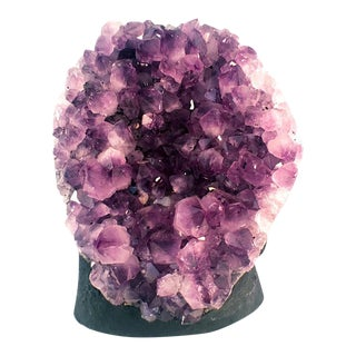 Purple Amethyst Cathedral