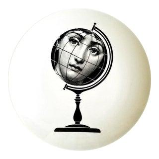 Fornasetti Tema E Variazioni Plate, Number 119, The iconic image of Lina Cavalieri