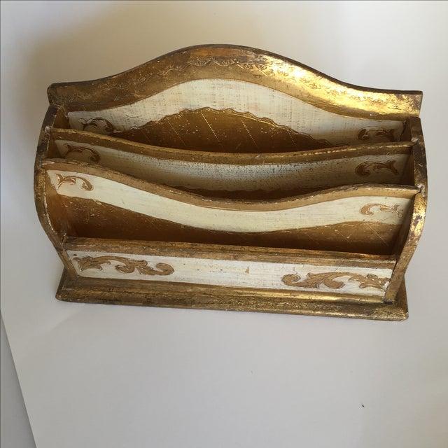 Florentine Letter Box - Image 9 of 11