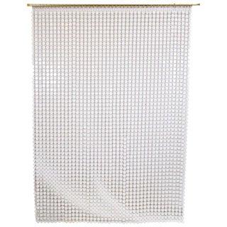 White Paco Rabanne Space Curtain
