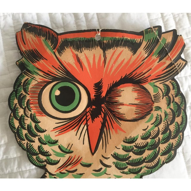 Mid Century Owl - Wall Decor - Image 2 of 5