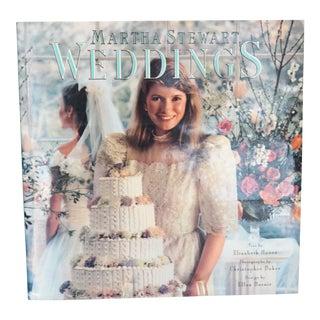 Vintage Martha Stewart Weddings Book, First Edition Pub. 1987
