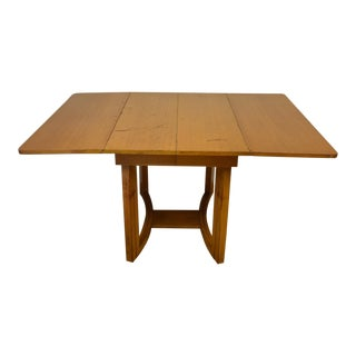 Mid-Century Modern Dining Table by T.H. Robsjohn Gibbings for Widdicomb