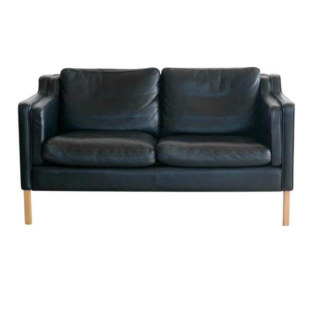 Børge Mogensen Danish Modern Two-Seat Sofa - Image 1 of 7