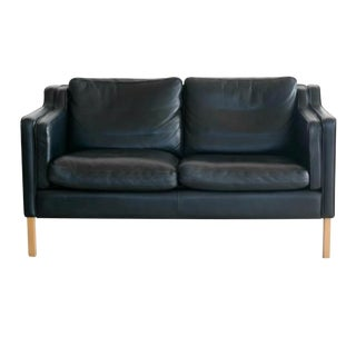 Børge Mogensen Danish Modern Two-Seat Sofa