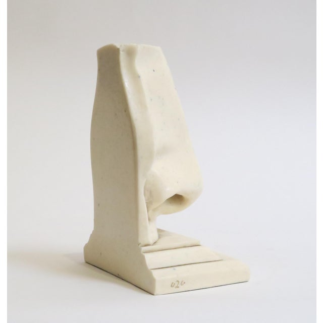 Stone Nose Sculpture - Image 4 of 6