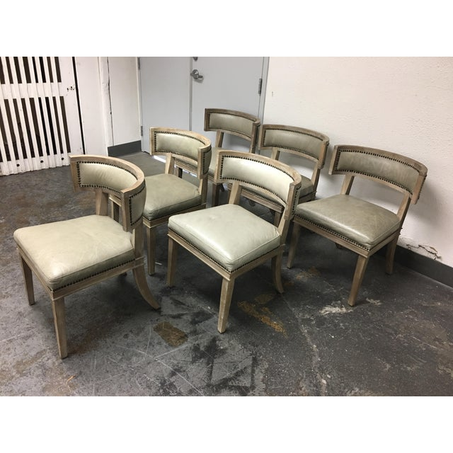 Carter Dining Chairs - Set of 6 - Image 3 of 8